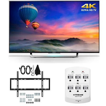 Price com | Sony XBR-43X830C - 43-Inch 4K Ultra HD Smart LED HDTV