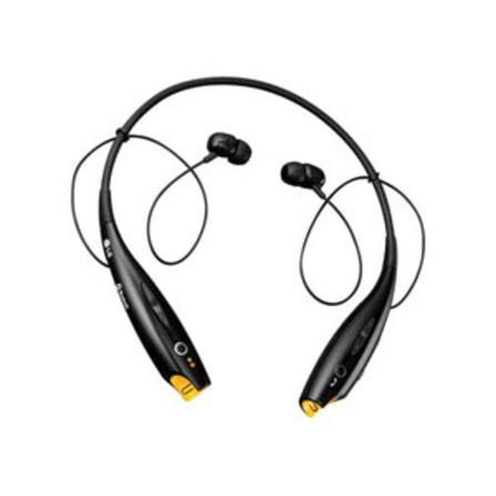 Price Com Lg Tone Hbs 700 Wireless Bluetooth Stereo Headset Black Orange Sgbs0005201