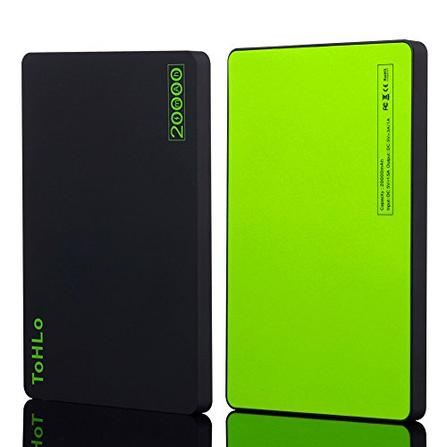 Price com   ToHLo Portable Charger Power Bank 20000mAh