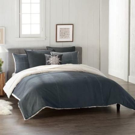 Price com | Cuddl Duds Sherpa Comforter Set