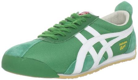 brand new fb7a1 dba38 Price.com | Onitsuka Tiger Fencing Shoe,Green/White,15.5 B(M ...
